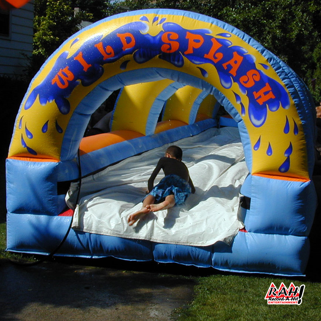 Inflatable Slip-N-Slide