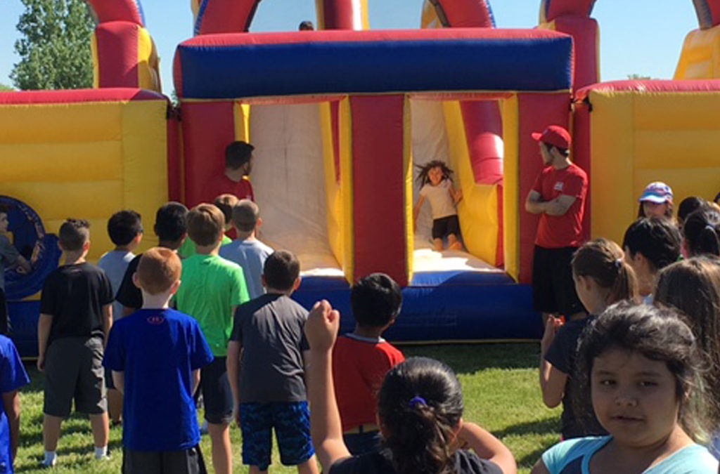 Ten Tips For Having An Inflatable Attraction At Your Next Event