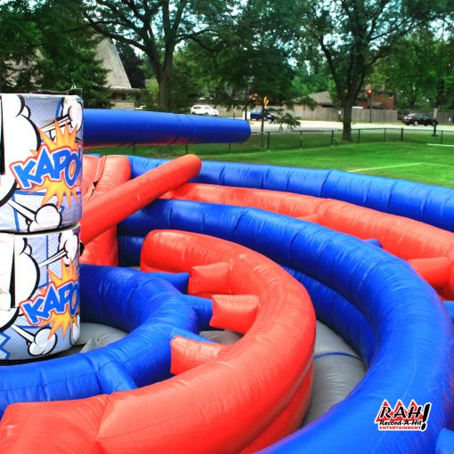 Kapow - Obstacle Course Race Inflatable