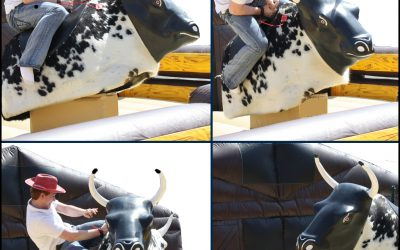Ten things to know about renting a Mechanical Bull or Mechanical Shark