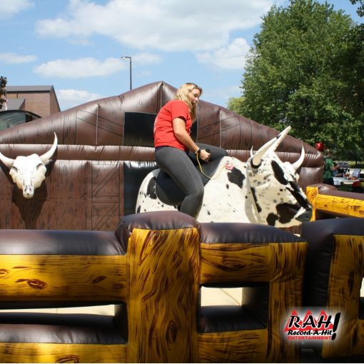 Mechanical Bull Record A Hit 02