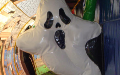 2019 Halloween Bounce Houses and Inflatables
