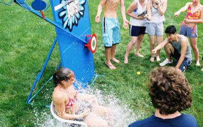 From water slide rentals to water balloon fights, what are the best 2019 water attraction rentals?