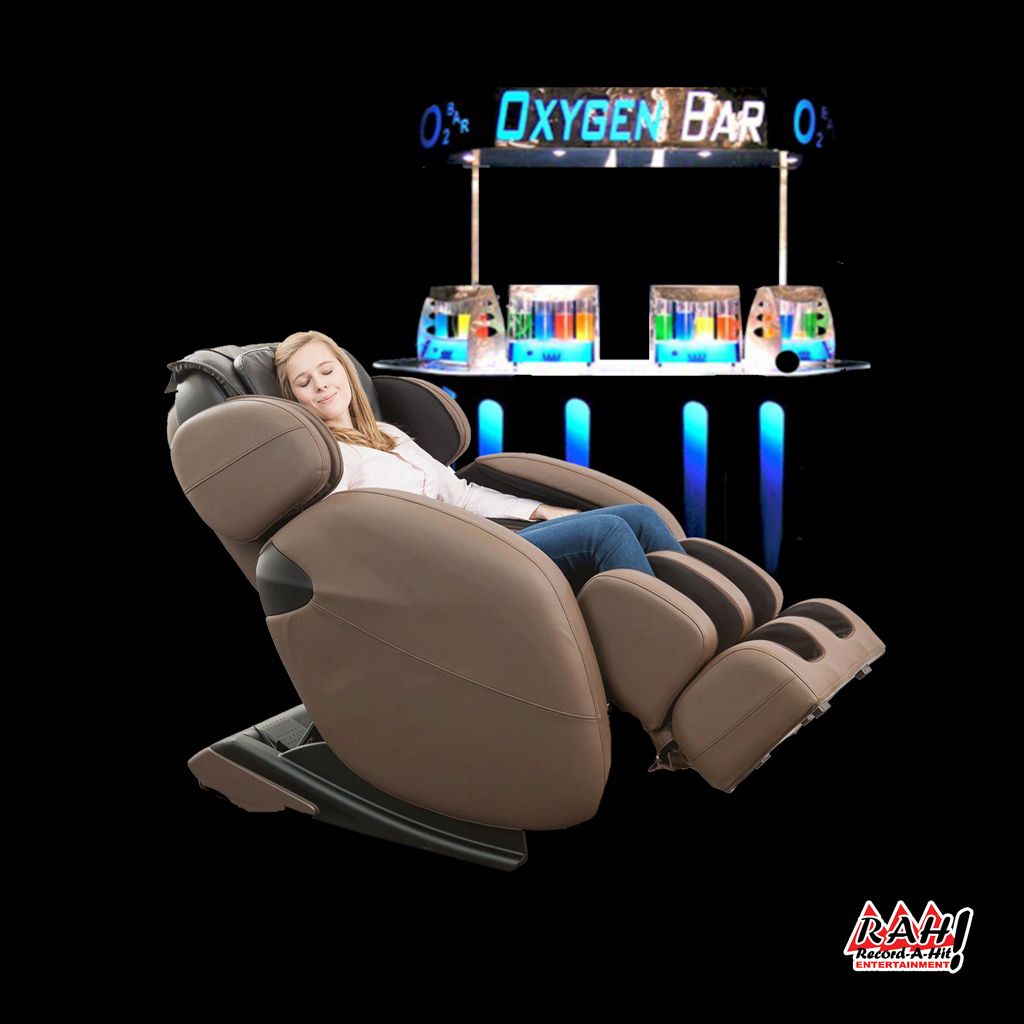 Oxygen Bar - Record-A-Hit Entertainment Party Rental Equipment