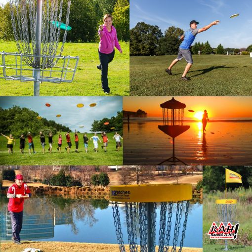 Disc Golf Sports Game