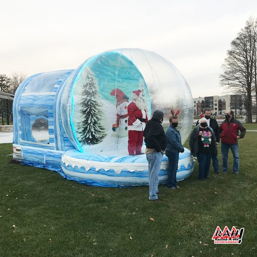 Inflatable-SnowGlobe-02-Record-A-Hit-Attraction